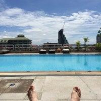 Photo taken at Pattaya Hill Resort by Даниил Ш. on 7/16/2014