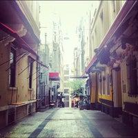 Photo taken at Asmalı Mescit by Arda B. on 11/17/2012