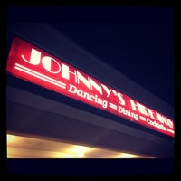 Photo taken at Johnny's Hideaway by Mark H. on 10/4/2012
