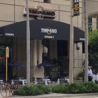 Photo taken at Timpano Chophouse by Greg B. on 11/5/2012