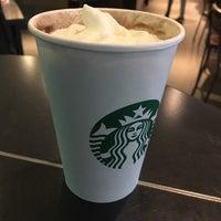 Photo taken at Starbucks by Lou O. on 10/31/2016