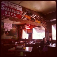 Photo taken at Texas Chili Parlor by Matthew W. on 1/27/2013