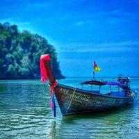 Photo taken at Buri Tara Resort by Andreas S. on 3/9/2015