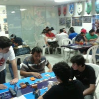 Photo taken at Silvercards - Game Center by Oscar C. on 4/28/2013