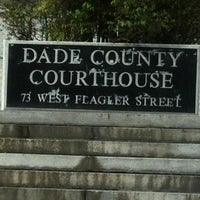 Photo taken at Miami-Dade County Courthouse by Mikey L. on 1/14/2013