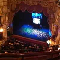 Photo taken at Lyceum Theatre by Neil J. on 10/13/2012