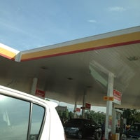 Photo taken at Shell by Ahmad F. on 12/1/2012