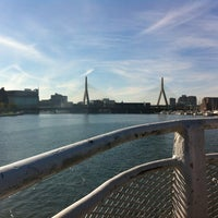 Photo taken at MBTA Charlestown Ferry by Robin S. on 10/17/2012