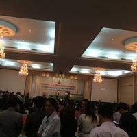Photo taken at Vasu Hotel Mahasarakham by Eyves on 9/22/2016