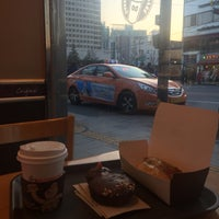 Photo taken at DUNKIN' DONUTS by Lyubov P. on 11/29/2016