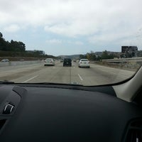 Photo taken at I-5 / I-805 North Interchange by Rally V. on 7/13/2013
