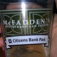 Photo taken at McFadden's by Johan E. on 11/26/2012