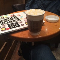 Photo taken at The Coffee Bean & Tea Leaf by Sun-young L. on 1/17/2016