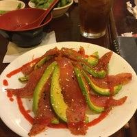 Photo taken at Taste Of Tokyo by alayne p. on 5/27/2014