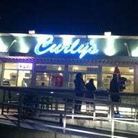Photo taken at Curly's Fried Chicken by Wally S. on 12/18/2012