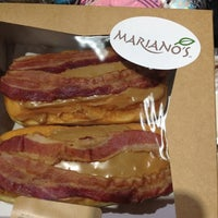 Photo taken at Mariano's Fresh Market by Davey H. on 11/7/2012