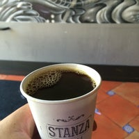 Photo taken at Stanza Coffee by Roger M. on 5/27/2014