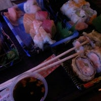 Photo taken at Iron sushi by Francisco J. on 7/30/2013