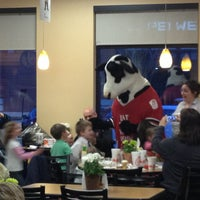 Photo taken at Chick-fil-A by Kristal R. on 3/20/2013