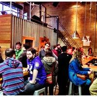 Photo taken at SingleCut Beersmiths by @AstoriaHaiku on 1/12/2013