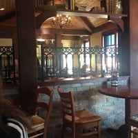 Photo taken at la Madeleine Country French Café by Ben L. on 10/16/2015