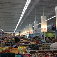 Photo taken at Meijer by Brian M. on 2/9/2013