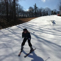 Photo taken at Shawnee Mountain Ski Area by John H. on 3/13/2013