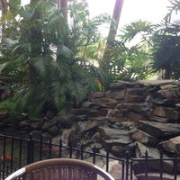 Photo taken at Tahitian Inn Cafe by Harry B. on 2/6/2013