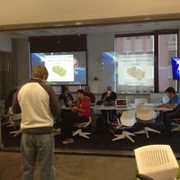 Photo taken at MapQuest, Inc. by Neil M. on 10/27/2012