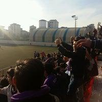 Photo taken at Kartal Bulvar Stadı by Taner Arın K. on 12/4/2016