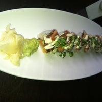 Photo taken at Sushi Damo by Samantha E. on 2/11/2013