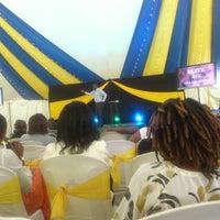 Photo taken at Nairobi Chapel by Jesse K. on 1/27/2013