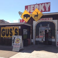 Photo taken at Gus's Fresh Jerky by Gina M. on 7/24/2013