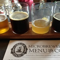 Photo taken at Obed & Isaac's Microbrewery and Eatery by Tony E. on 6/1/2013