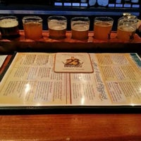 Photo taken at 23rd Street Brewery by Chad on 4/18/2013