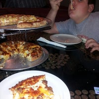 Photo taken at Glass Nickel Pizza by Tristan R. on 4/1/2013