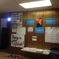 Photo taken at Obama for America - Kansas by GG on 5/30/2012