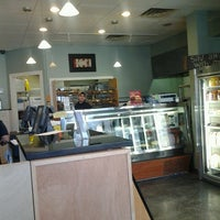 Photo taken at Surfside Bagels by Charlie S. on 2/15/2013