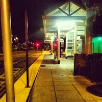 Photo taken at Bascom VTA Station by David G. on 5/25/2013