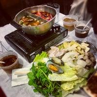 Photo taken at Lao Sze Chuan Restaurant by Chris K. on 12/12/2012