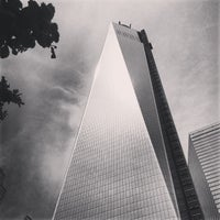 Photo taken at One World Trade Center by Eric K. on 7/12/2013