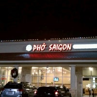 Photo taken at Pho Saigon by Robert E. on 12/25/2012