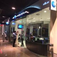 Photo taken at Abu Dhabi Islamic Bank by Anna L. on 1/21/2016