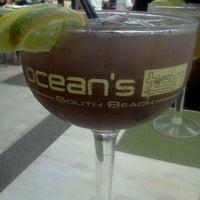 Photo taken at Ocean's Ten by Delora S. on 12/16/2012