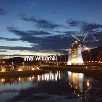 Photo taken at The Windmill by Lookkaew S. on 5/15/2013