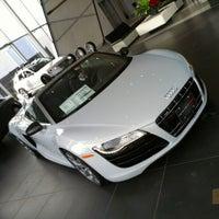 Photo taken at Audi Wilsonville by Scott M. on 11/27/2012