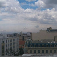 Photo taken at Centro Bogotá by Santiago B. on 4/27/2016