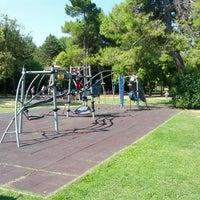 Photo taken at Parco Miralfiore by Lorenzo B. on 9/1/2013
