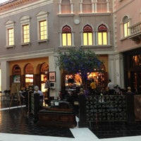 Photo taken at Tintoretto Bakery (Venetian Hotel) by Naif . on 3/15/2013