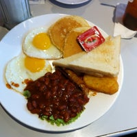 Photo taken at TRS Diner by Iyan S. on 11/7/2014